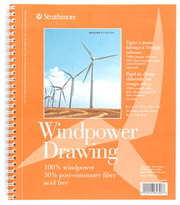Strathmore Windpower Drawing Pads